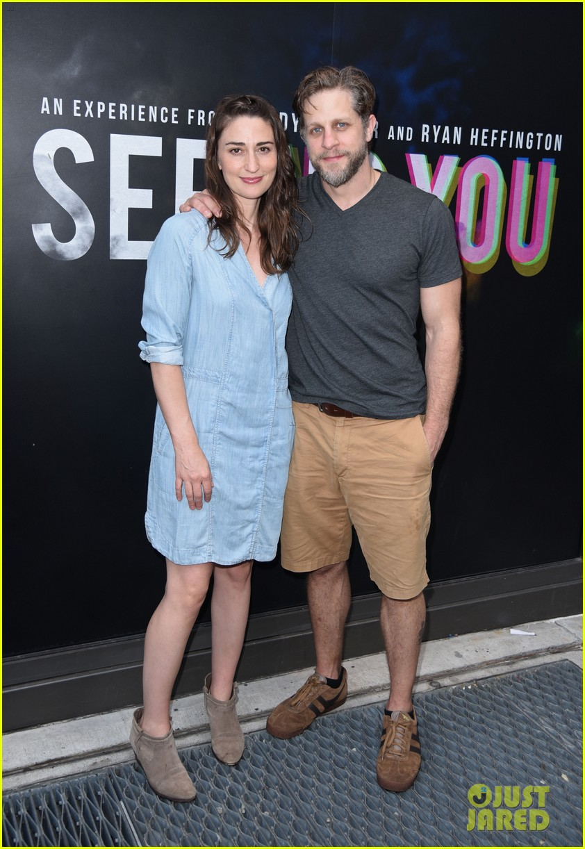 sara bareilles boyfriend joe tippett have date night at seeing you industry performance 043933144