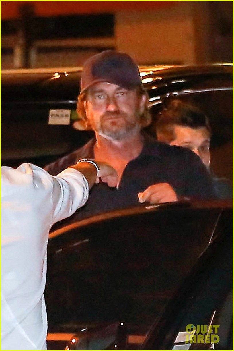 gerard butler enjoys cabaret night out in saint tropez 023935971