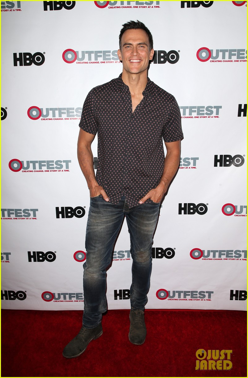 cheyenne jackson hello again outfest screening 013926859