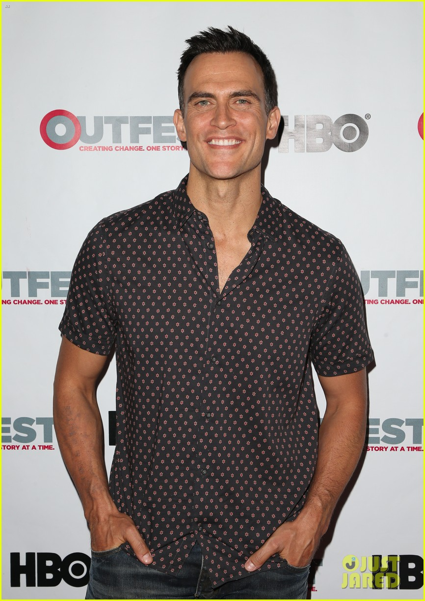 cheyenne jackson hello again outfest screening 103926868