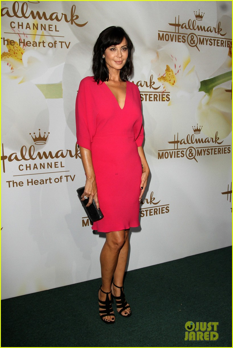 rachael leigh cook lacey chabert hallmark tca party 193935095