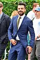 dominic cooper suits up for first day of wimbledon 04