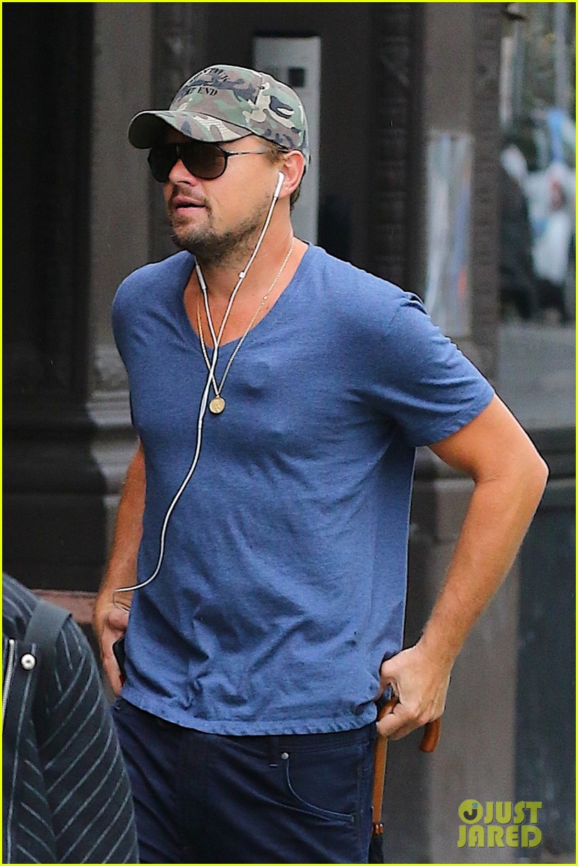 leonardo dicaprio steps out after announcing new movie with martin scorsese 053928263