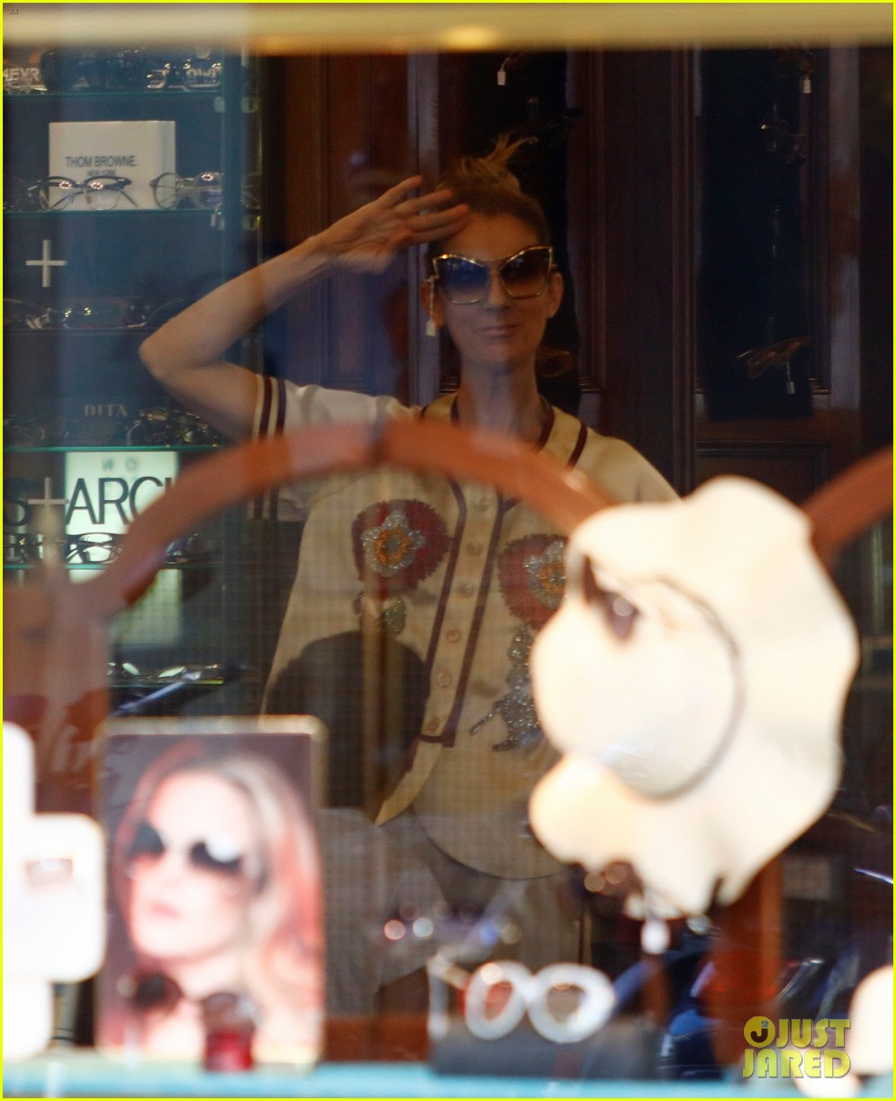 celine dion her twin boys pose for cute photos in paris 063929478