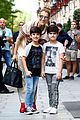 Photo 38 of Celine Dion & Her Twin Boys Pose for Cute Photos in Paris!