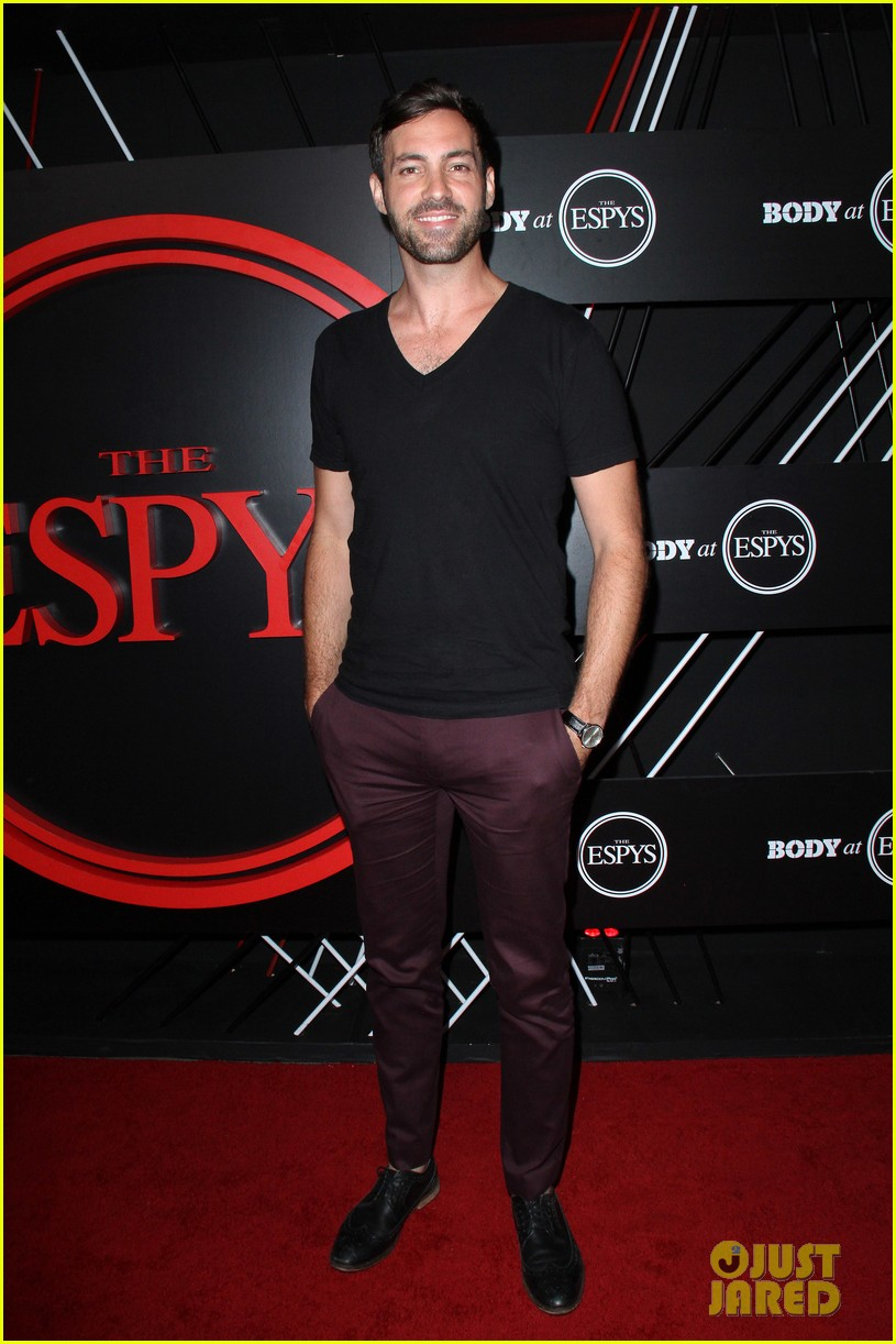 julian edelman aly raisman lindsey vonn celebarte body at espys pre party 333926766