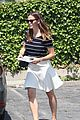 jennifer garner wraps up the weekend with her kids 09