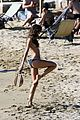 izabel goulart boyfriend kevin trapp flaunt pda at the beach 12