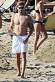 izabel goulart boyfriend kevin trapp flaunt pda at the beach 40