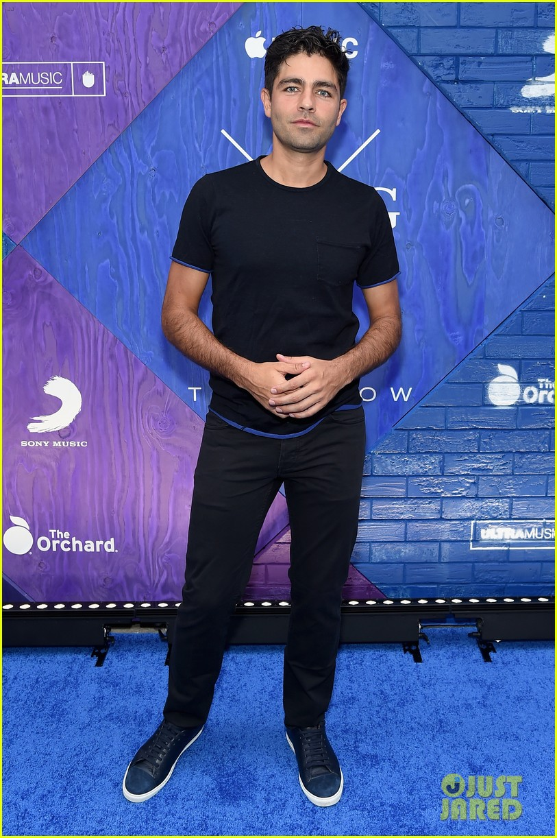 adrian grenier gabriel kane day lewis support kygo at stole the show nyc screening 043934060