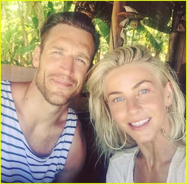 julianne hough brooks laich share honeymoon photos 033929351