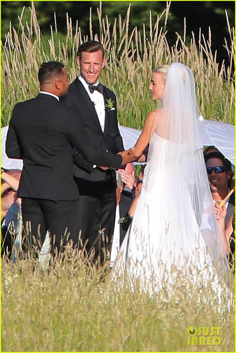 Brooks Laich And Julianne Hough Wedding