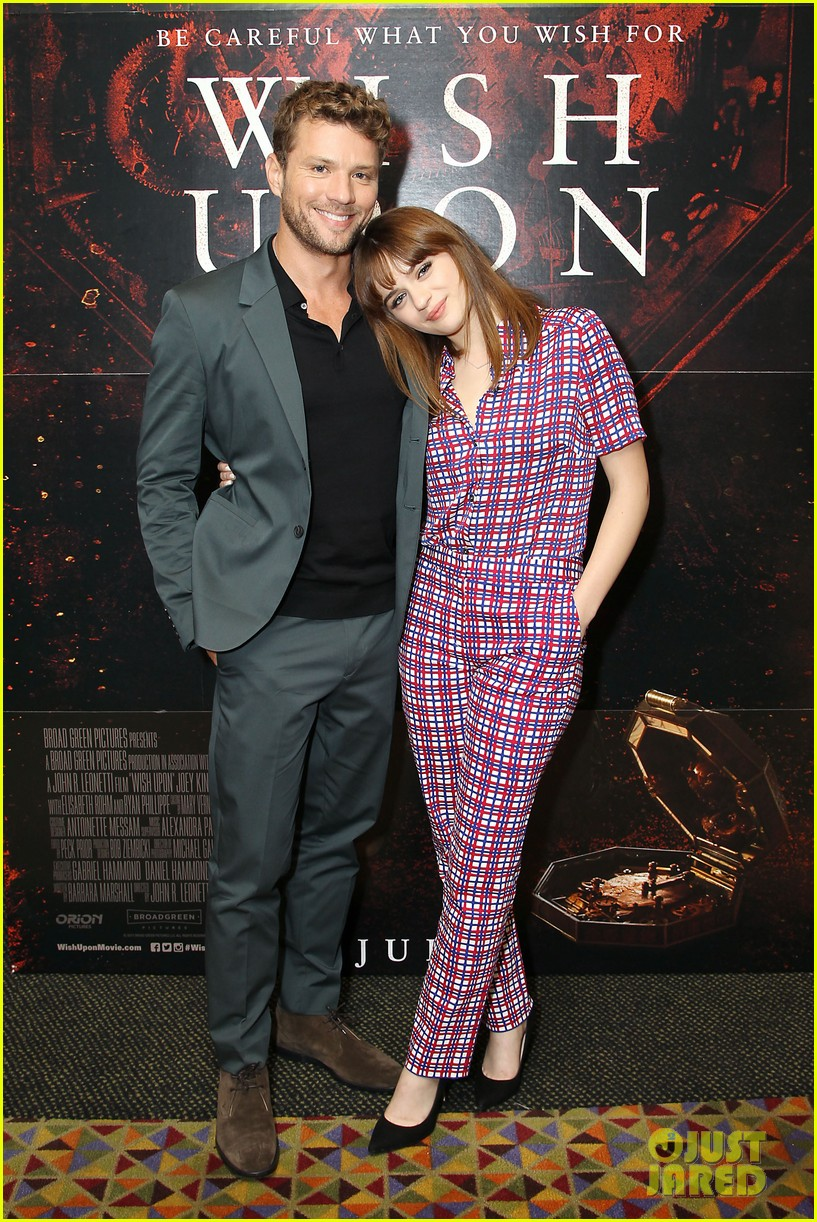 joey king and ryan phillippe team up for wish upon screening 013926056