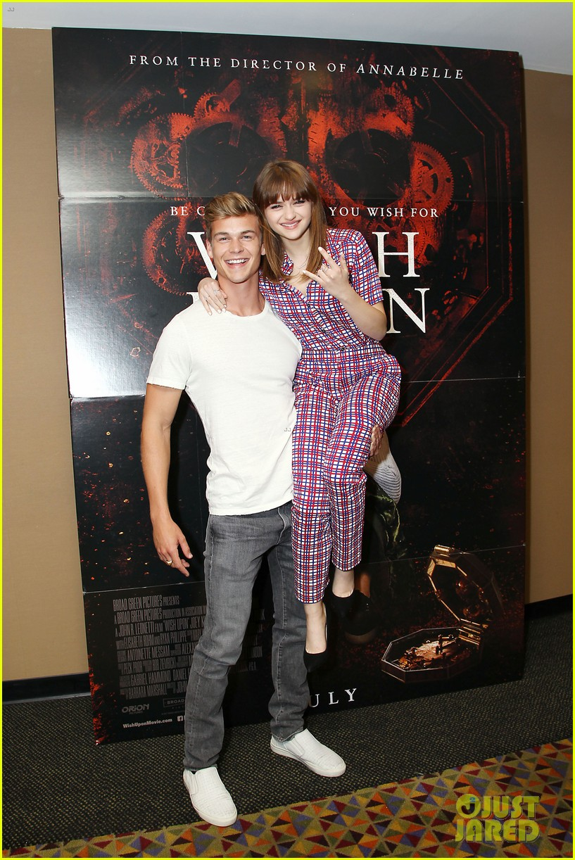 joey king amp ryan phillippe team up for wish upon