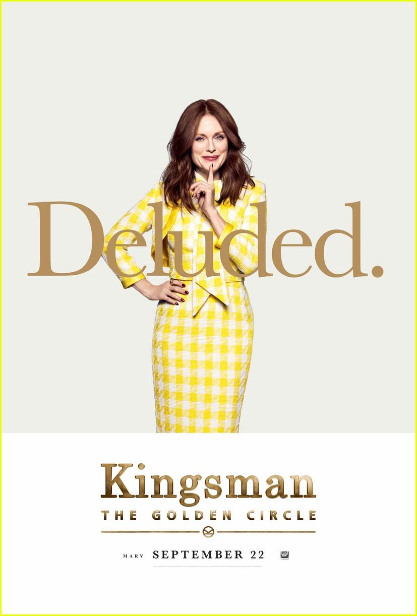 kingsman 2 character posters 013929338