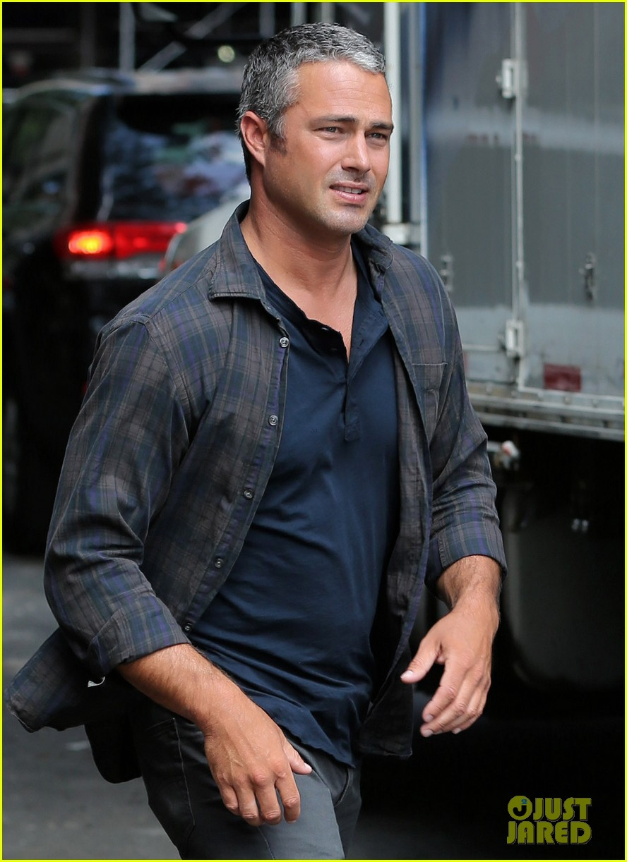 Taylor Kinney Begins Filming Best Day Of My Life In Nyc