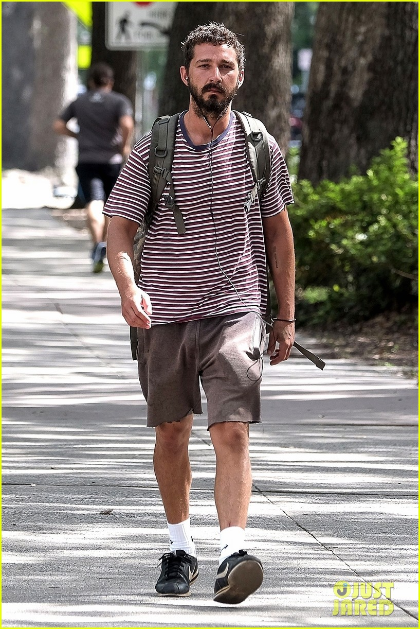 shia labeouf steps out for first time after arrest in georgia 013928716