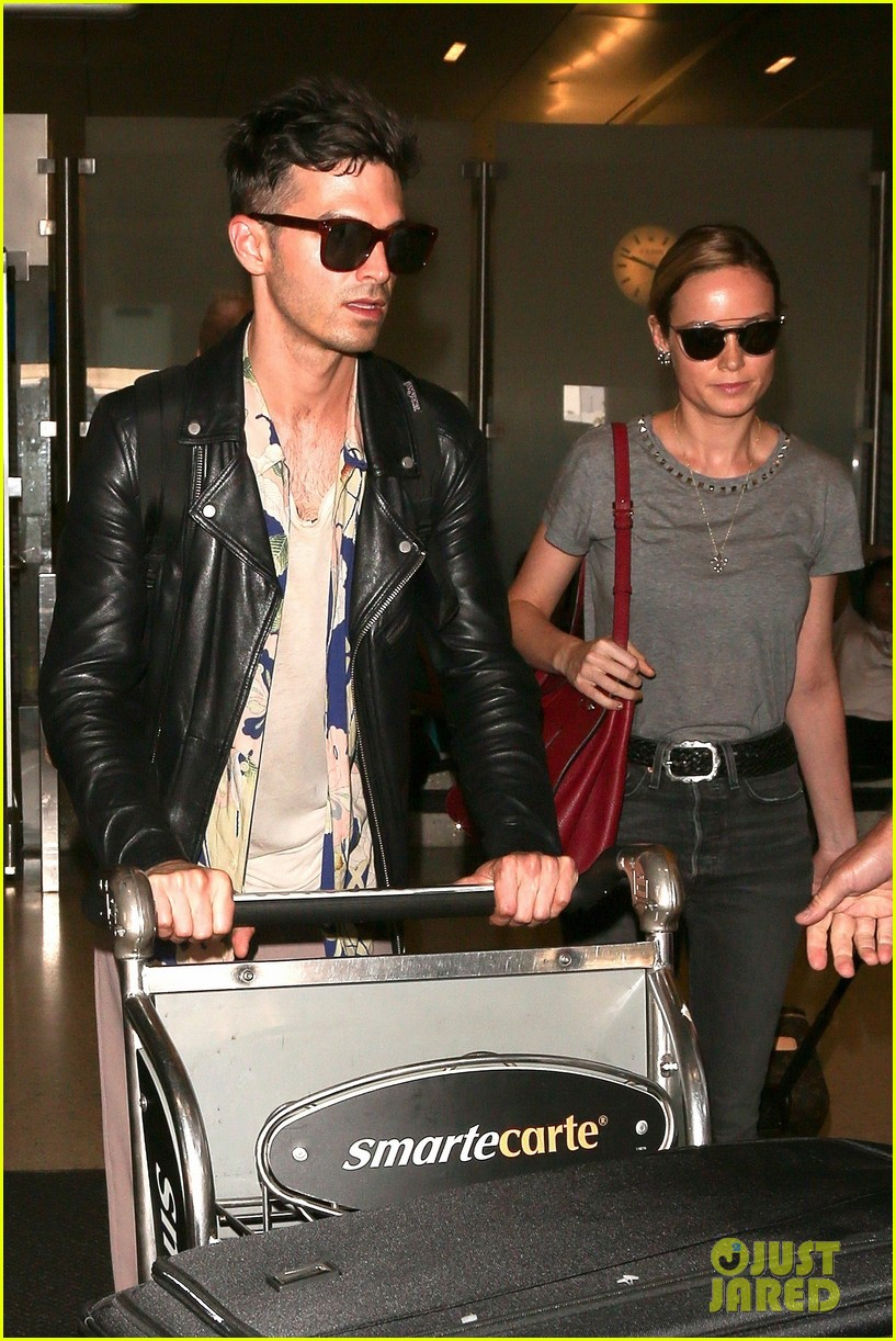 brie larson alex greenwald land in la from paris 043925291