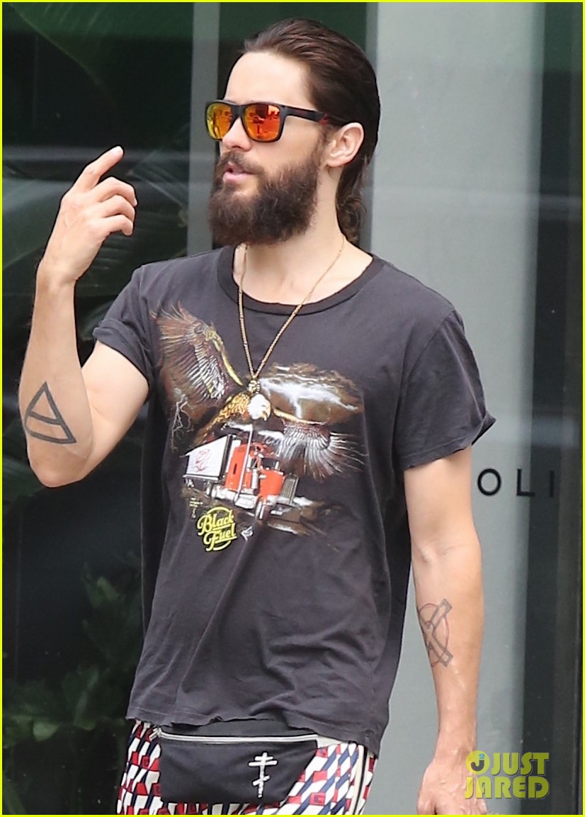 Jared leto dating in Melbourne