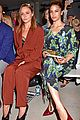 stella mccartney buddies up with kenya kinski jones at designer for tomorrow fashion 05