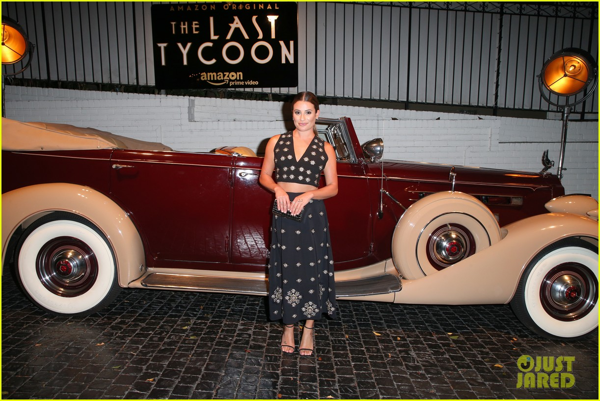 lea michele katherine mcphee buddy up at the last tycoon premiere after party 053934964