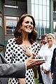kate middleton debuts short haircut at first day of wimbledon championships 04