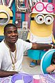 tracy morgans daughter celebrates birthday with minions 10