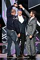 bill murray gets champagne poured on him at espys 01