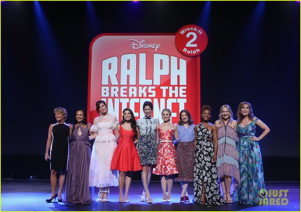 10 of disneys princess actresses met up for epic d23 photo 053928300