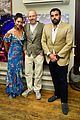 jada pinkett smith celebrates haute living cover in bright blue dress 05