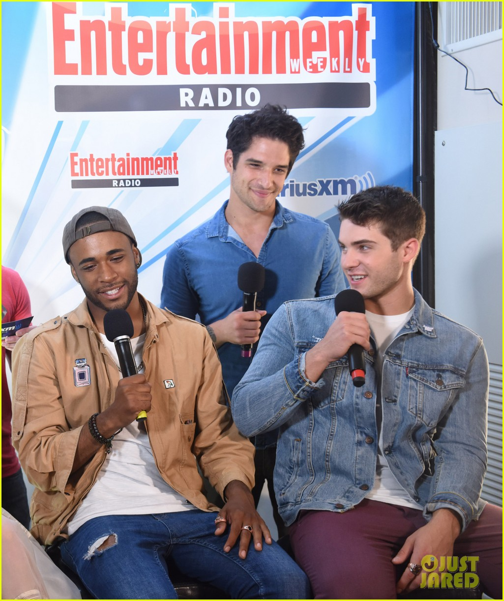 teen wolf comic con 2017 press 063930674