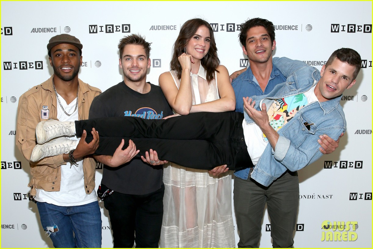 teen wolf comic con 2017 press 103930678