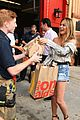 chrissy teigen delivers mcdonalds meals to firefighters 05