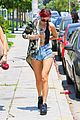 bella thorne leaves little to the imagination in plunging 19