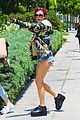 bella thorne leaves little to the imagination in plunging 43