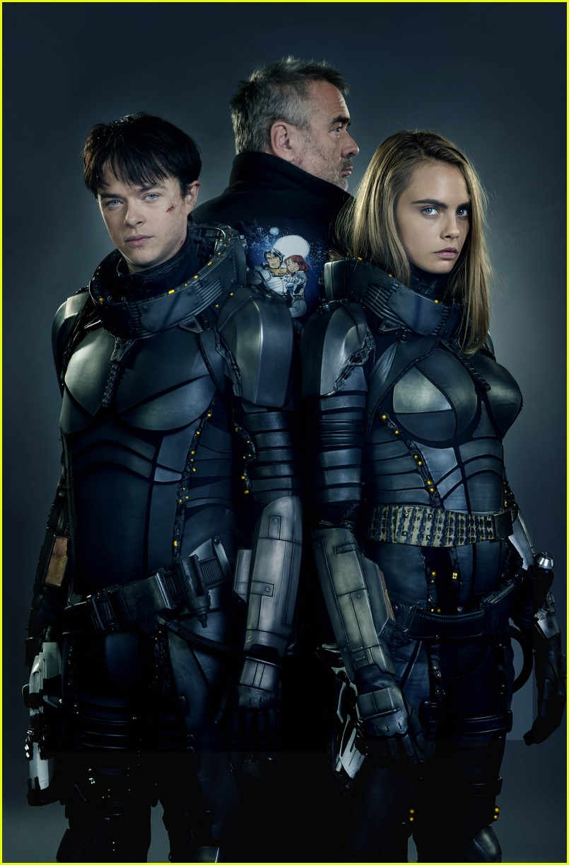 is there a valerian end credits scene 043930527
