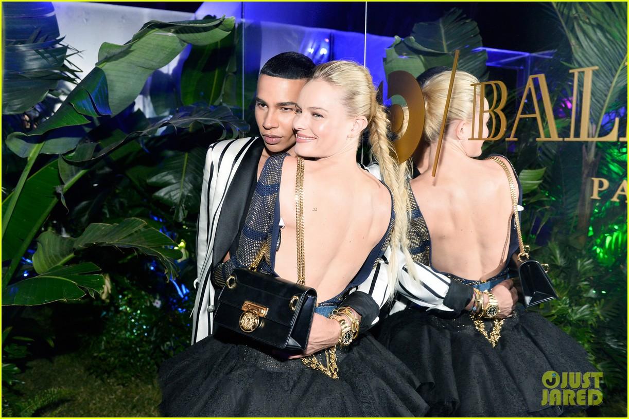 kerry washington kate bosworth more celebrate balmain l a boutique opening 293931222