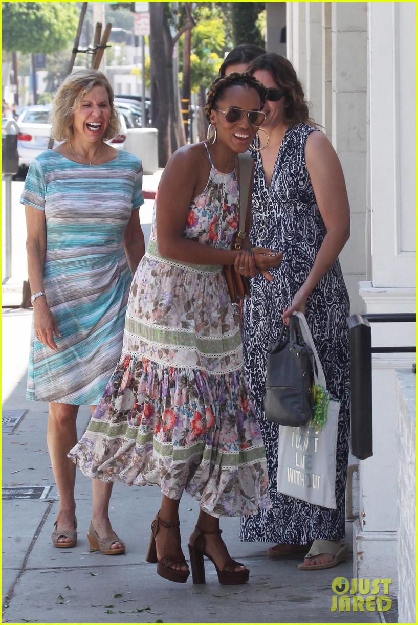 Kerry washington baby shower photos
