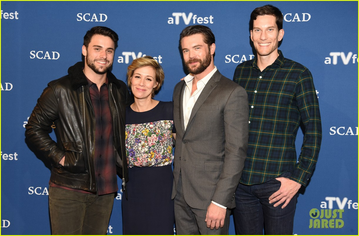 Charlie Weber Reveals How His & Liza Weil\'s Relationship Began ...