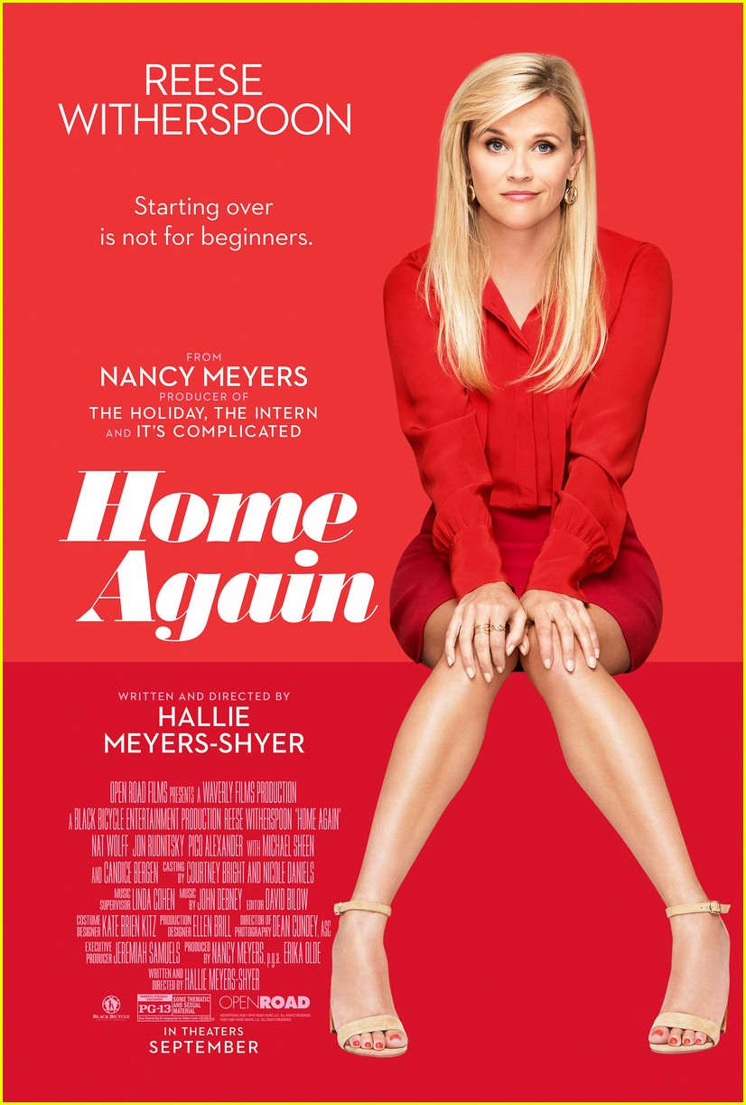 reese witherspoon home again poster 043928135