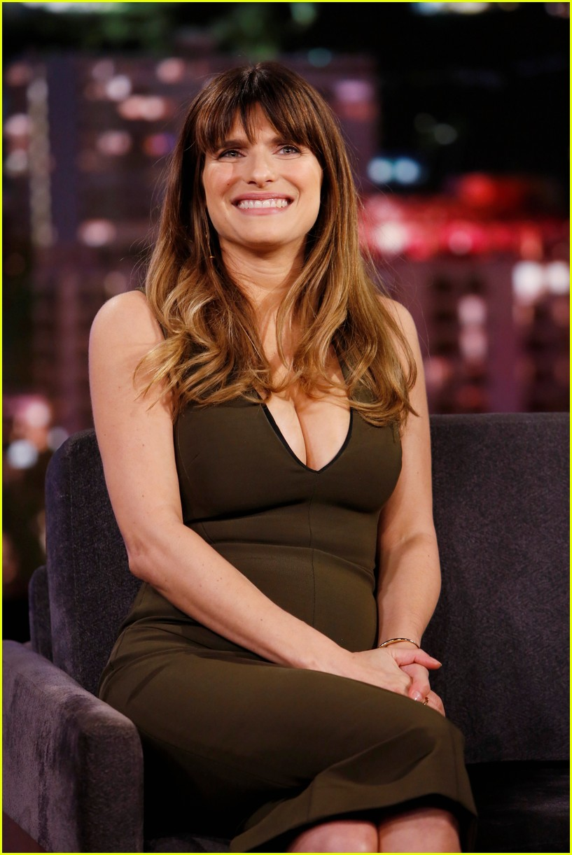 lake bell reveals her three month old sons name 043942997