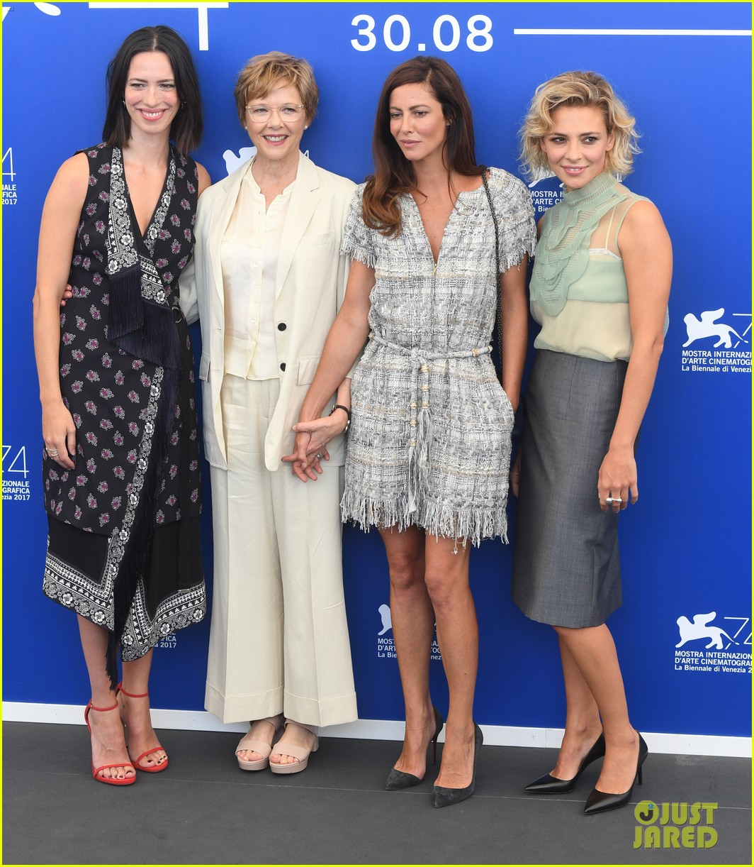 annette bening on lack of female directors at venice film fest sexism does exist 033948123