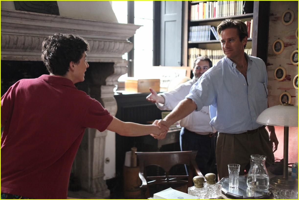 Sundance Hit 'Call Me By Your Name' Debuts Official ...