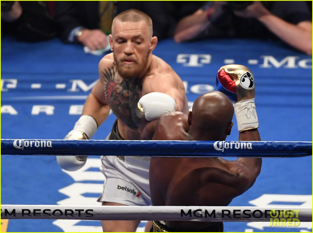 celebs react to mayweather beating mcgregor 353946033