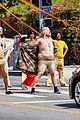 james corden lin manuel miranda hair crosswalk the musical 01