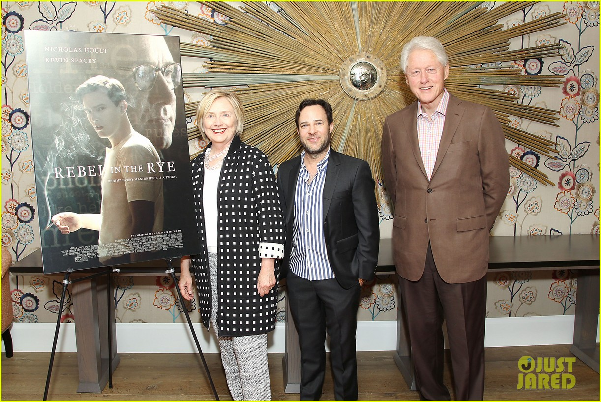 tom daley dustin lance black join the clintons rebel in the rye 013940828