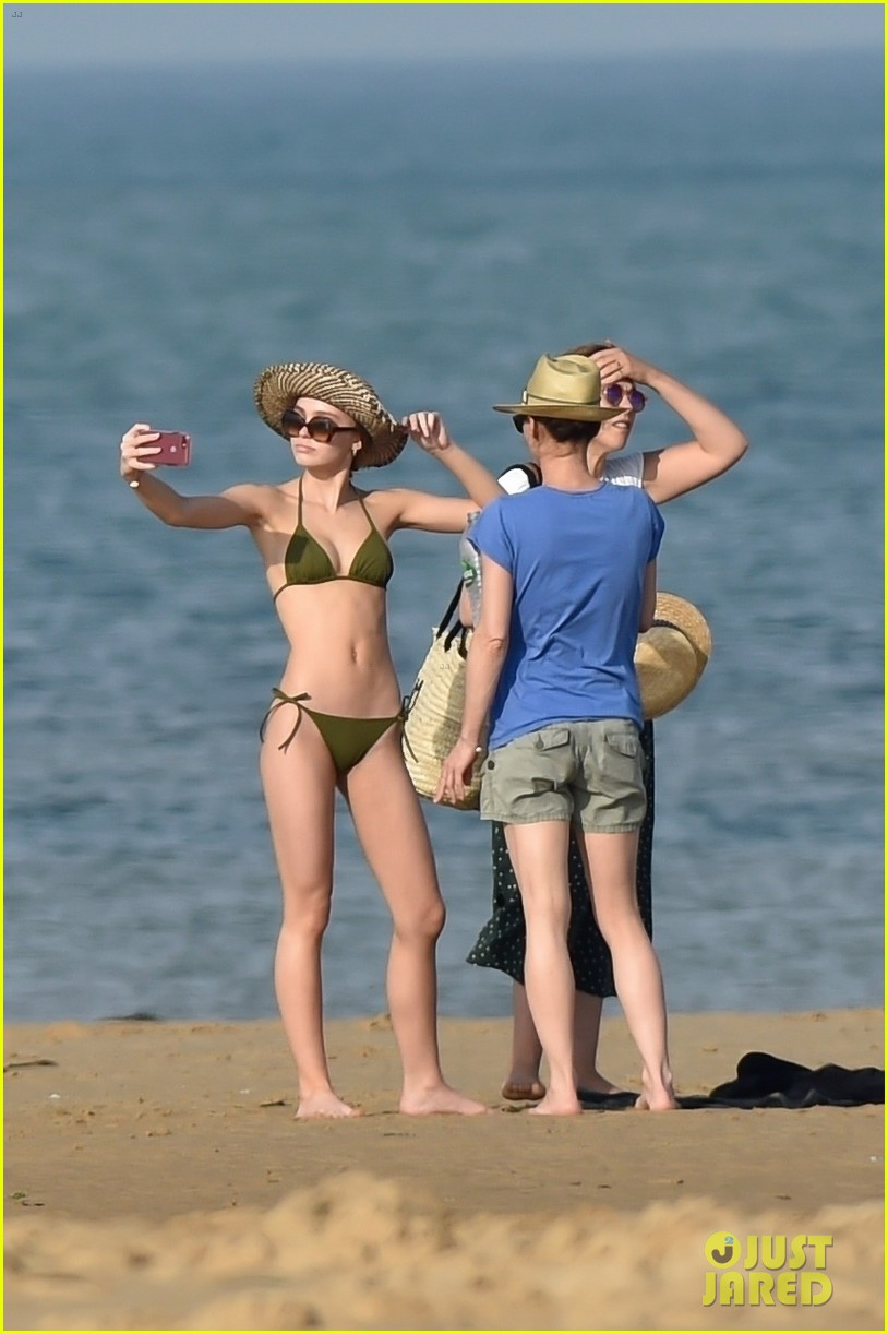 lily rose depp bikini in france 033941845