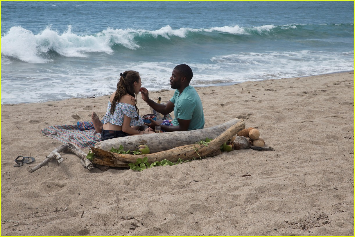 diggy lacey make out during romantic bachelor in paradise date 383944293