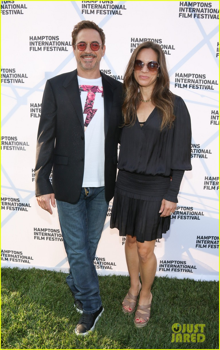 robert downey jr wife susan have date night in the hamptons 023947165