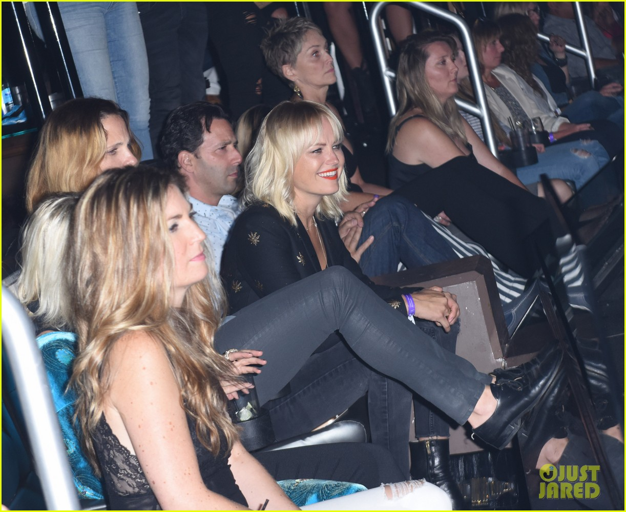 malin akerman ashley greene ed sheeran concert 213940981
